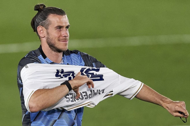 Bale set to leave Real Madrid on loan?