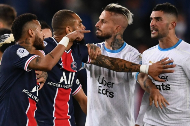 Neymar suspended for role in Le Classique brawl