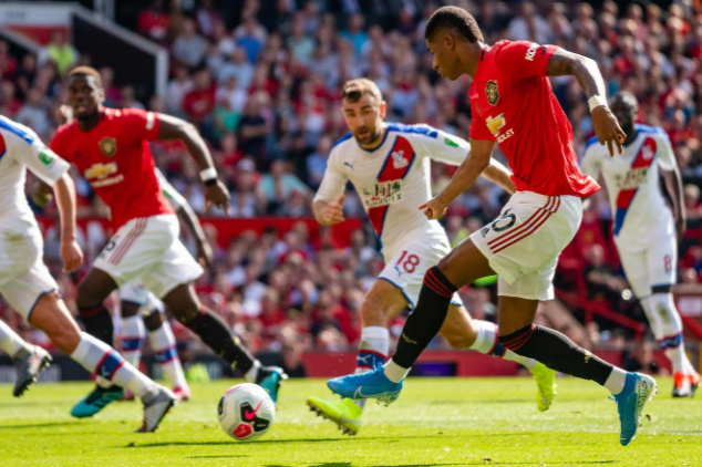 Manchester United vs Crystal Palace broadcast info