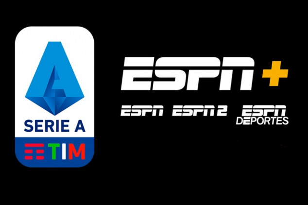 ESPN to carry Serie A matches  in 2020/2021