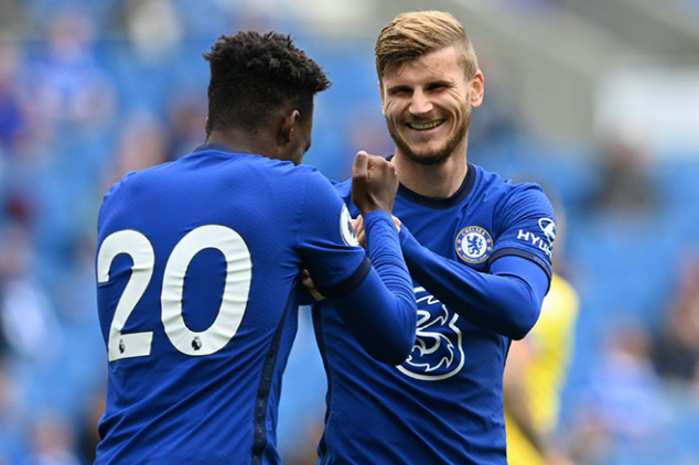 Werner reveals why he snubbed LFC for Chelsea