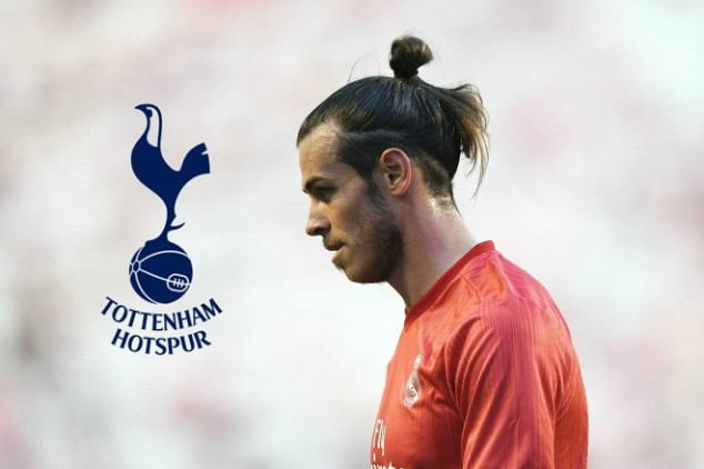DONE DEAL: Tottenham confirms loan move for Bale