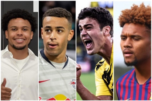 Young Americans shinning in Europe