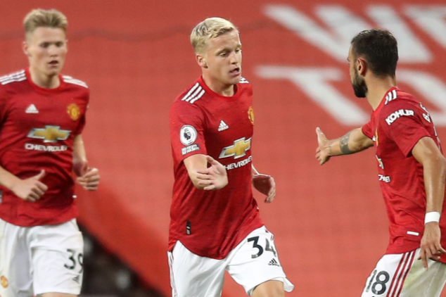 Luton Town vs Manchester United broadcast info