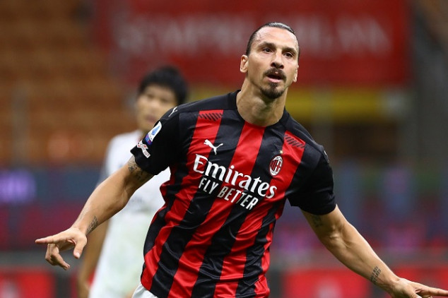 Zlatan reacts on Twitter to positive COVID-19 test