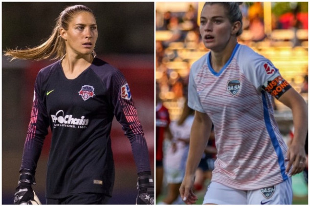 NWSL Fall Series Sept. 26: Schedule, TV listings