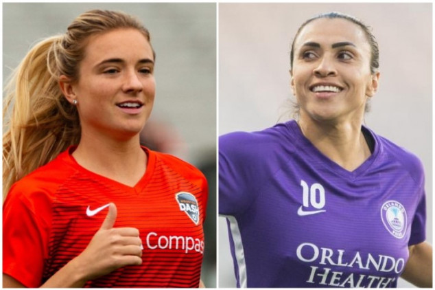 NWSL Fall Series Oct. 9-10: Schedule, TV listings