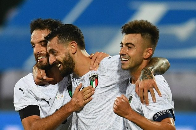 Italy vs Netherlands viewing info