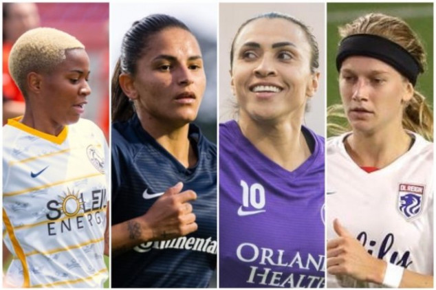 NWSL Fall Series: TV listings, final day preview