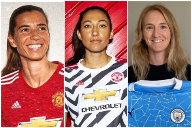 Keeping up with USWNT stars in the FA WSL Oct.19