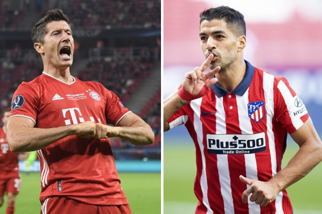 UCL Matchday 1 preview