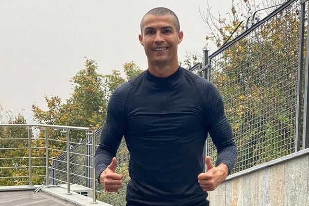 CR7 may not play vs Barca due to COVID-19 test
