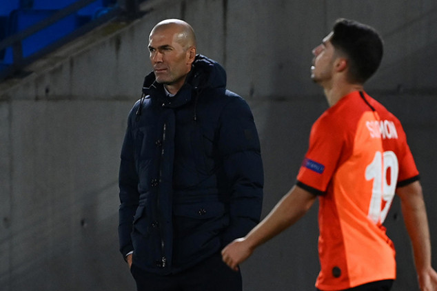 Real Madrid eyeing two Zizou successors