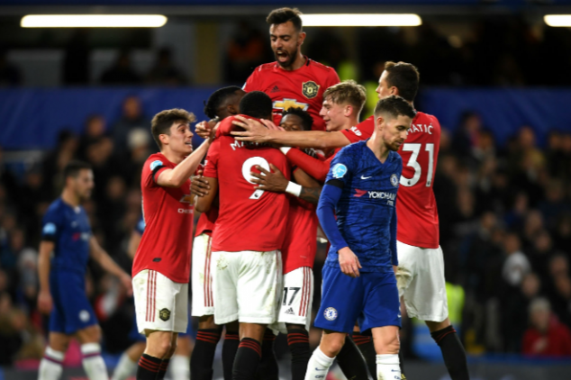 Can Man Utd keep Chelsea run going? - The stats