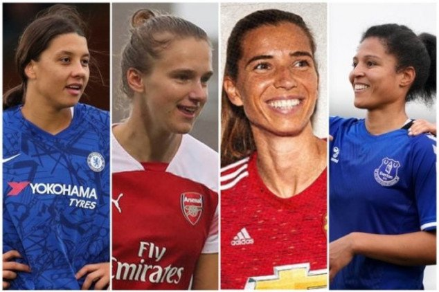 FA WSL Matchday 6: Schedule, TV listings