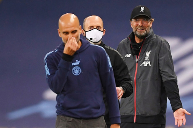 Pep likens Liverpool tie to US election
