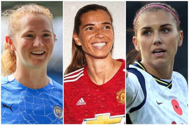 Keeping up with USWNT stars in the FA WSL Nov. 16