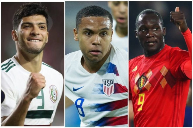 Most-watched soccer games on U.S. TV: Nov. 10-16