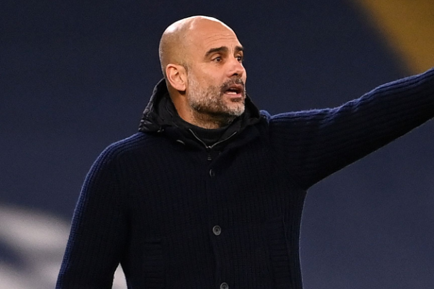 Pep lands UCL feat as Man City edge Olympiacos