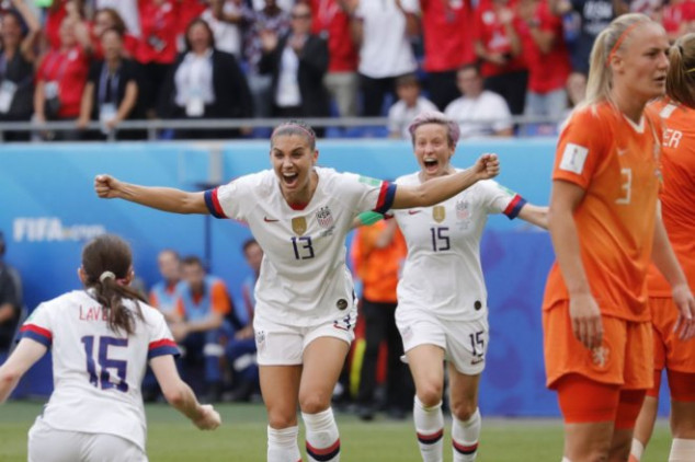 How and when to watch the Netherlands vs. USWNT