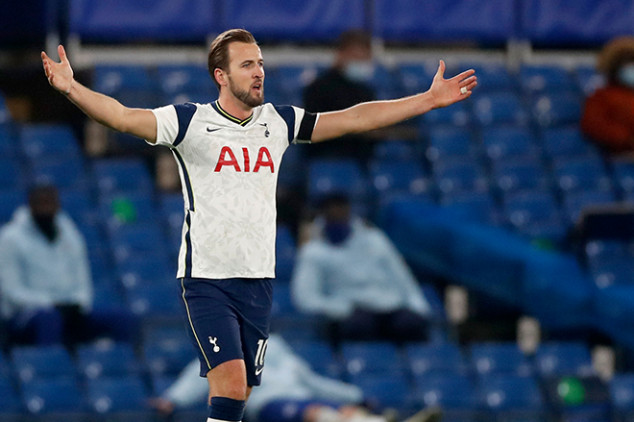 Kane fighting to be fit for north London derby