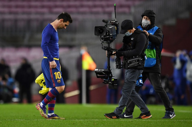 Barca trolled by Juve as unbeaten run in UCL ends