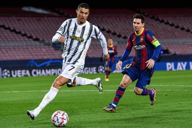 CR7 comes clean about Messi rivalry after 3-0 win