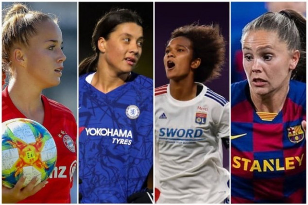 How to watch UEFA Women's Champions League R-32