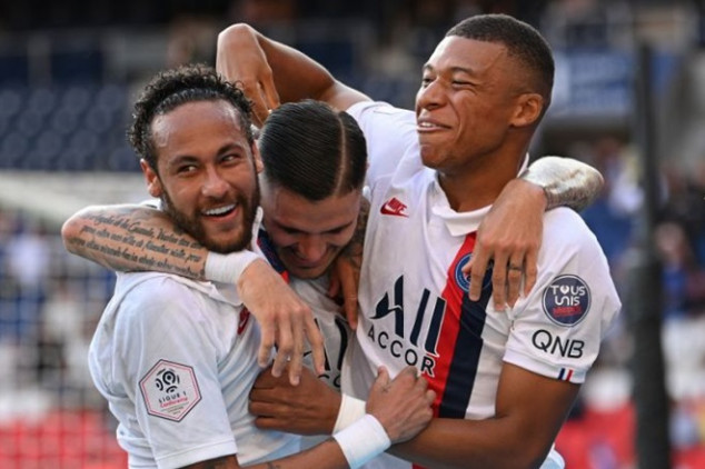 Lille vs PSG viewing info