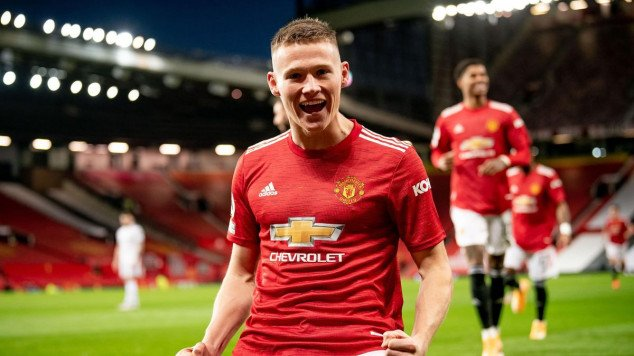 McTominay sets new EPL record with goals vs Leeds