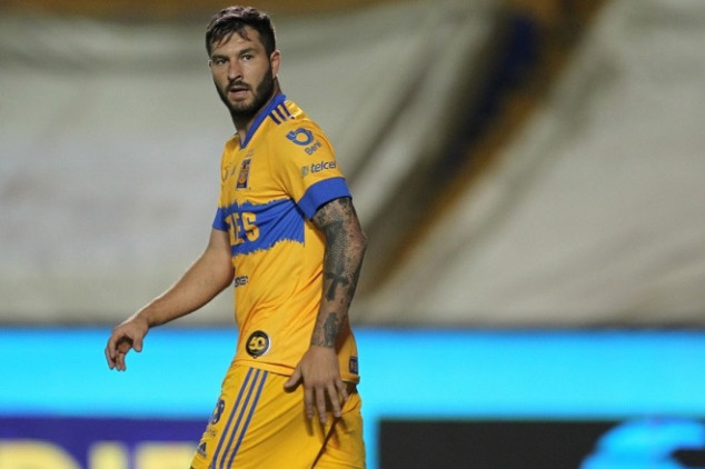 WATCH: Gignac leads Tigres to first-ever CCL title