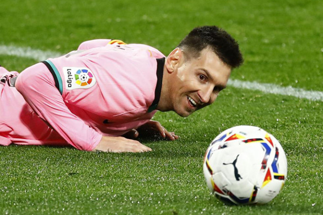 Messi has 'surprising' plan for the future