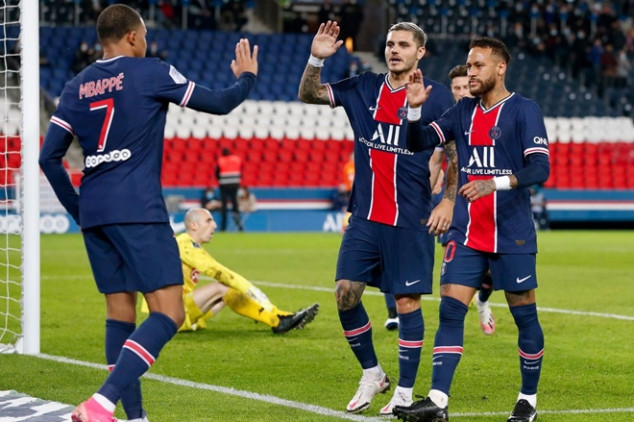 PSG vs Olympique Marseille viewing info