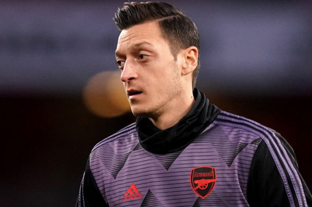 Ozil agrees to end Arsenal contract