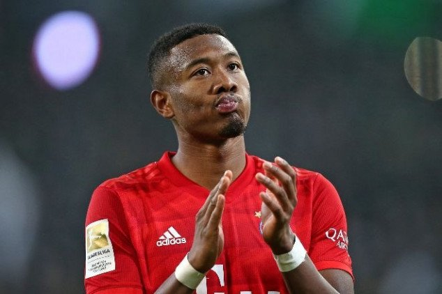 Transfer: Real Madrid complete deal to sign Alaba