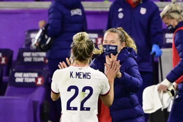 How to watch USWNT vs. Colombia game 2