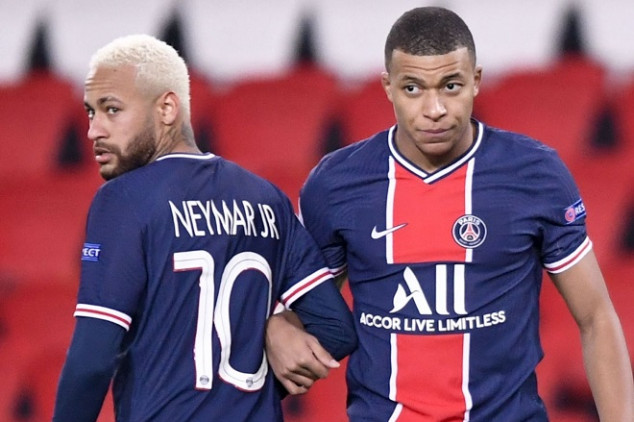 PSG could be forced to sell Neymar and Mbappé