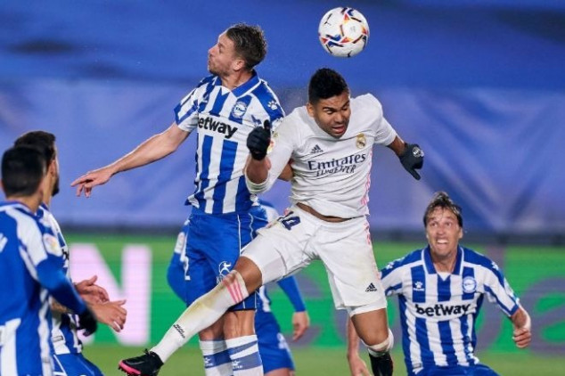 Deportivo Alavés vs Real Madrid broadcast info