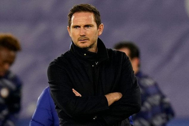 Official: Chelsea sack Lampard