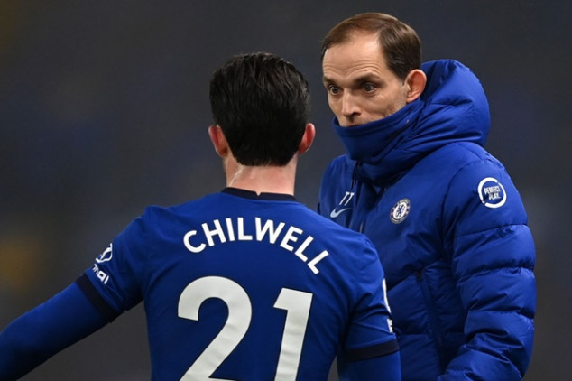 Chelsea set several records in Wolves draw