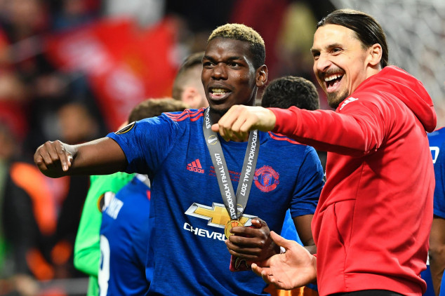 Pogba defends Ibra amid racial abuse allegations