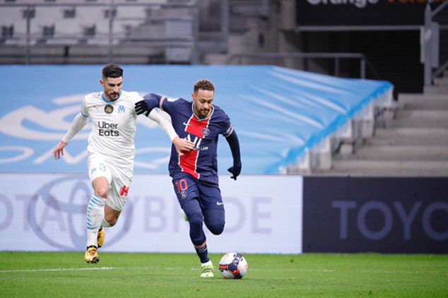 Top stats from Ligue 1 weekend games