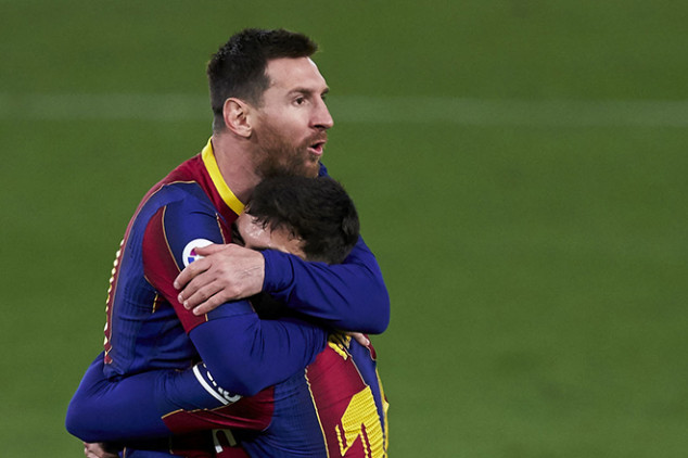 City planning talks with Messi next month