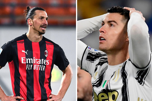 Serie A roundup: Top stats from weekend action