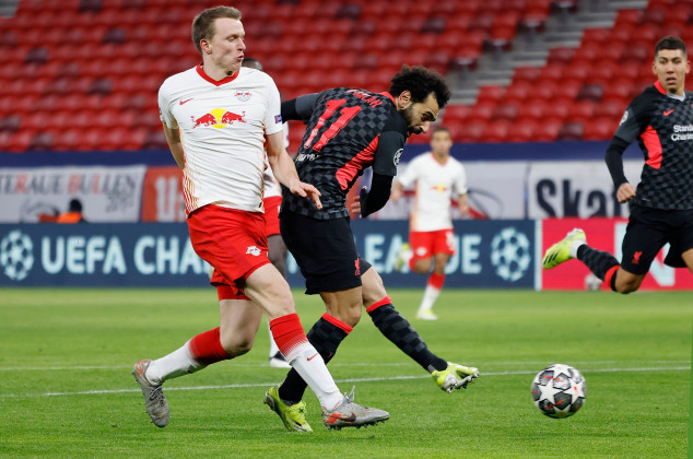 Watch: Two Leipzig mistakes gift Liverpool win