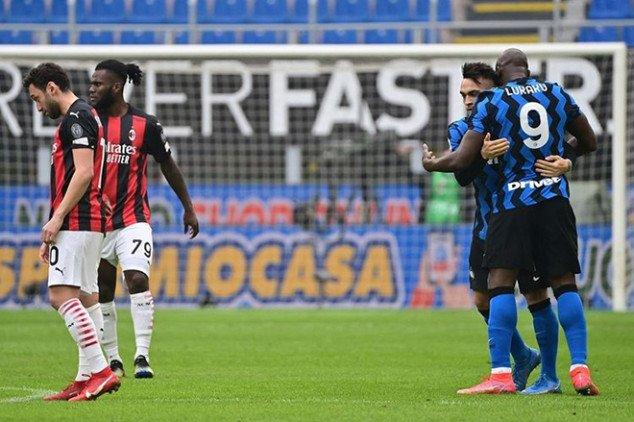 Serie A roundup: Inter strengthen grip on title