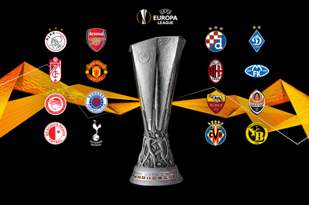UEFA Europa League - Round of 16 draw