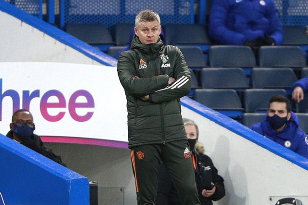 Ole hits out at ref and Chelsea after 0-0 draw