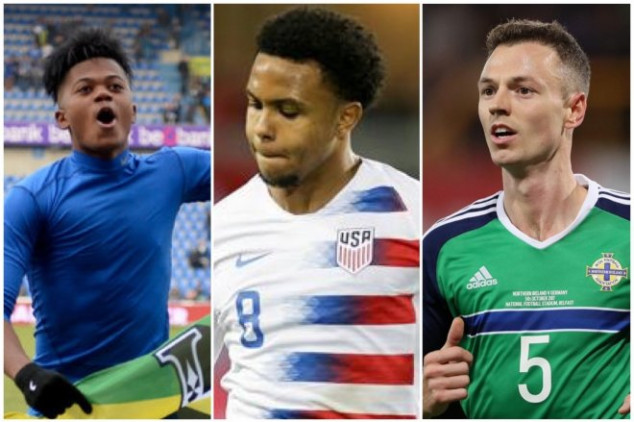 USMNT play Jamaica and Northern Ireland in March