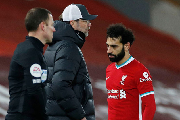 Klopp issues response on the future of Salah & Co.